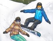 R & M Snowboarding