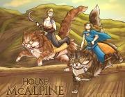 Game Of Thrones - House McAlpine