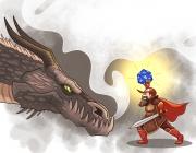 Jamie vs. Dragon
