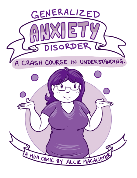 Understanding Generalized Anxiety >> Generalized Anxiety Disorder A Crash Course In