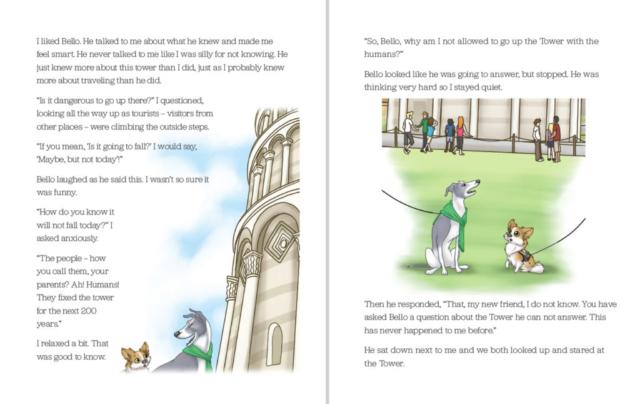 Montecristo Travels to Pisa - Book Excerpt